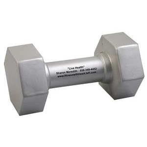 Dumbbell Squeezies® Stress Reliever